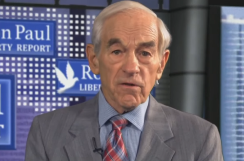 Ron Paul: Expect new financial collapse