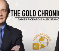Jim Rickards talks coronavirus, gold, deflation, the U.S. dollar and much more!