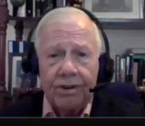Jim Rogers shares his thoughts on the Global Lockdowns, Debt and Chaos ahead