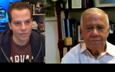 Jim Rogers and Anthony Scaramucci debate Bitcoin