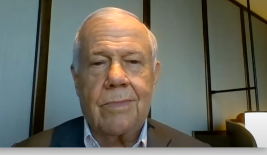 Jim Rogers Warns To Expect Inflation
